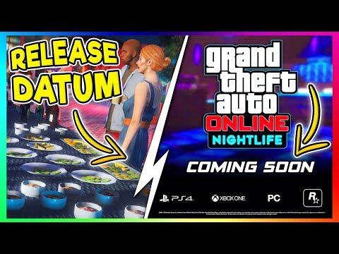 WANN ERSCHEINT DAS NIGHTLIFE DLC IN GTA 5 ONLINE?! | WAS IST MIT ROCKSTAR LOS?! | GTA V