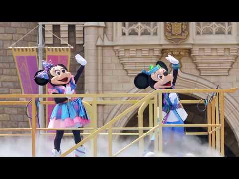 「東京ディズニーリゾート 35周年 アニバーサリー・セレクション」燦水!サマービート