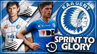 BELGISCHER CHAMPIONS LEAGUE SIEGER !! 😱🏆 | FIFA 18: KAA GENT SPRINT TO GLORY KARRIERE