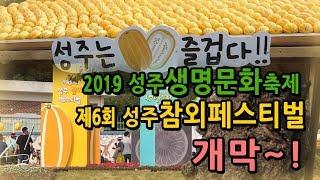 [IIJ] 성주생명문화축제와 참외 페스티벌 화려한 개막