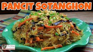 Download lagu PANCIT SOTANGHON (Mrs.Galang's Kitchen S10 Ep6)