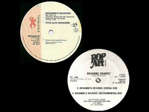 UTFO - Roxanne Roxanne Instrumental : Roxanne Shante - Roxanne's Revenge Instrumental