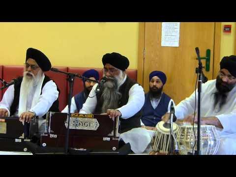 Gurdwara Guru Tegh Bahadur Sahib Ji Southampton - Bhai Gurdeep Singh Shan London Wale Part 1