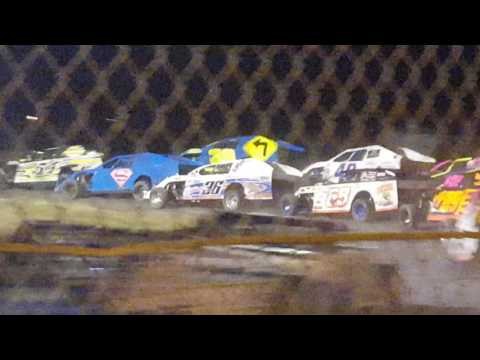 May 13 2016 Madras Speedway IMCA Modified A Main