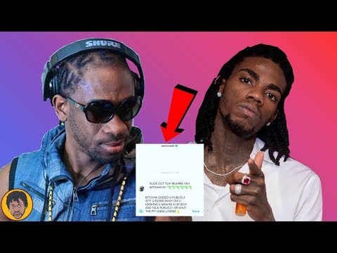 Alkaline DISS Bounty Killa Direct   Bounty Also Has This To Say About Alkaline
