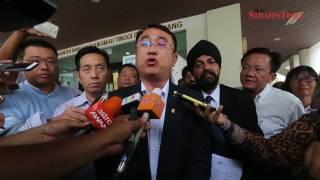 Gerakan files defamation suit against Penang CM