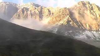 Гуамское ущелье,гора Фишт