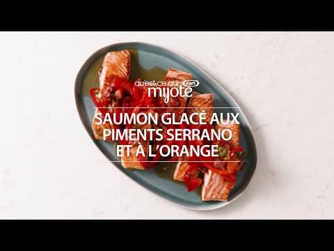 saumon-glacé-aux-piments-serrano-et-à-l'orange