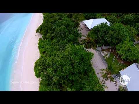 Ukulhas island Guest House Maldives