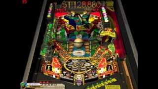 Microsoft Pinball Arcade (1998, PC) - 7 of 7: Cue Ball Wizard (2.35 Billion)[720p]