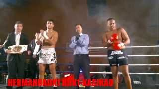 DAVID ER RAMY VS AHMED KAROUCHA