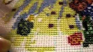 вышивка крестиком процесс.wmv.mp4