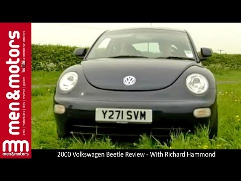 2000 Volkswagen Beetle Review - With Richard Hammond