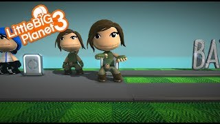 LittleBigPlanet 3 - Fortnite Battle royale,Costumes Free Dlc and armored