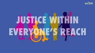 Just4All: Justice within everyone's reach   UC3M