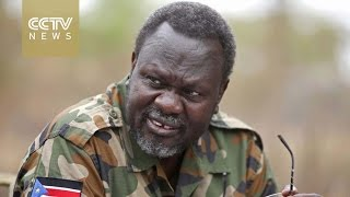 CCTV :South Sudanese Former Vice President Machar Turned Away From Sudan, Ethiopia