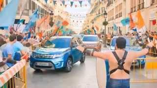 Реклама Suzuki Grand Vitara 2015(, 2015-08-02T11:08:18.000Z)