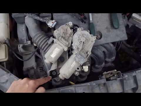 Форд Фьюжен, ошибка р0919 устранение. Видео 2