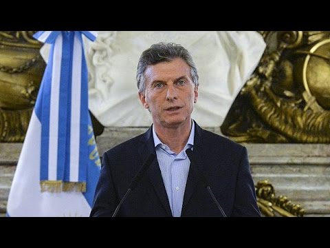 Arjantin Devlet Başkanı Macri'ye Istifa çağrısı