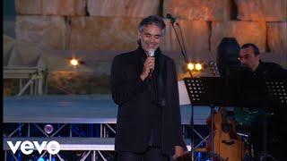 Andrea Bocelli, Lang Lang - Lo Ci Sarò (HD) ft. Lang Lang