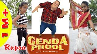Download lagu Genda Phool | Rupsa Dance with Badshah Cartoon Animation| Badshah l Jacqueline Fernandez | Payel dev