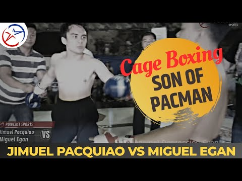 Full Fight with Interview: Jimuel Pacquiao vs Miguel Egan (Powcast Official)!!