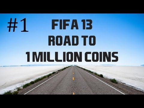Fifa 13 - Road To A Million - EP 1