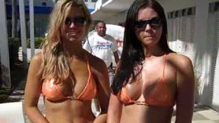 Hooters Super Pool Party 2/2010 Sou...