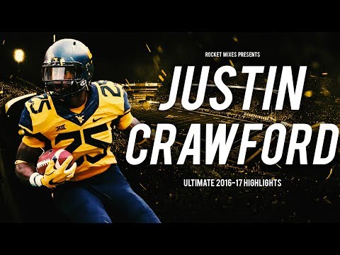wvu-rb-justin-crawford-ultimate-201617-highlights