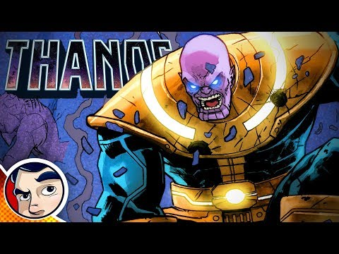"Thanos ""Is Mortal Vs His Son Thane"" - Complete Story"
