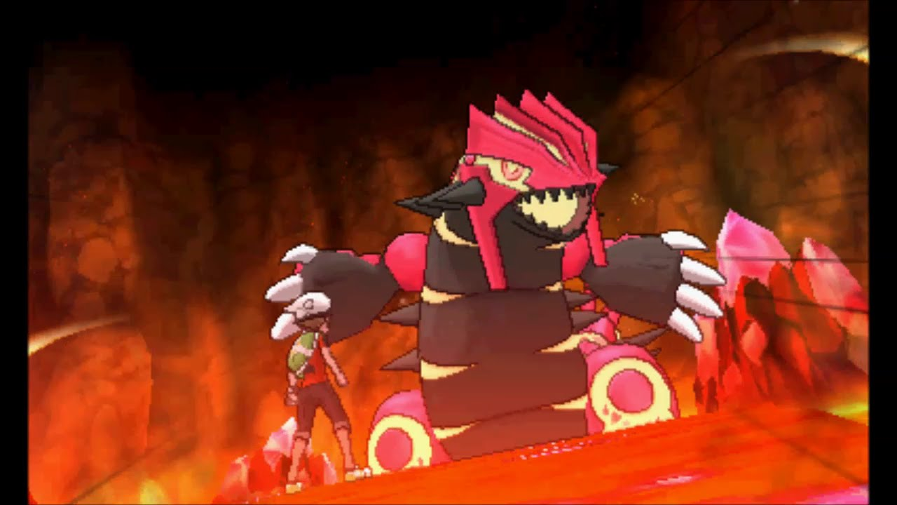 Pokemon Omega Ruby Alpha Sapphire Walkthrough Part 16