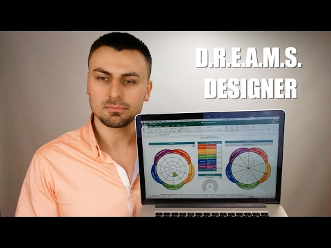 Dreams Designer tool