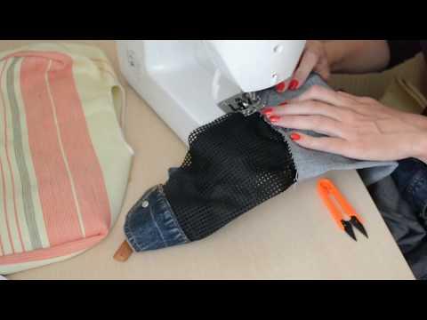 Переделка джинсовой куртки своими руками