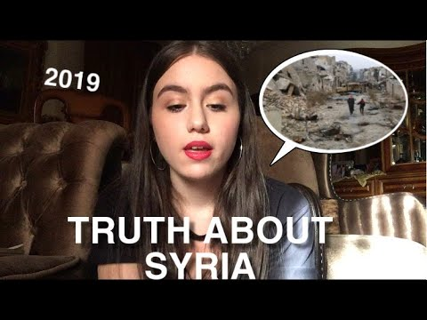the TRUTH about living in SYRIA (PART 1) *MUST WATCH* #syria2019