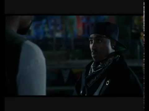 Above the Rim (Basketball Court Scene)