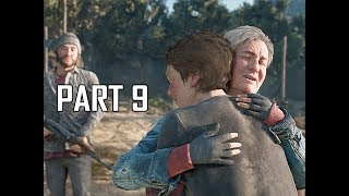 DAYS GONE Walkthrough Part 9 - Bear (PS4 Pro Let's Play)