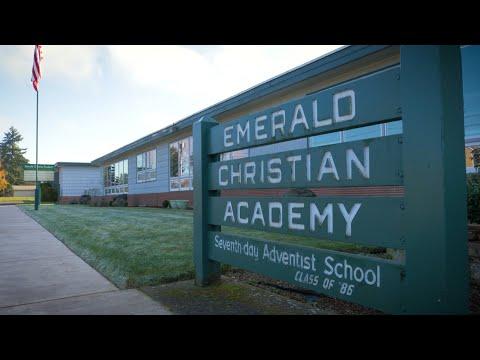 Emerald Christian Academy Banner