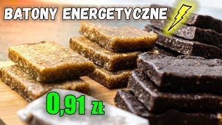 BATONY Energetyczne z DAKTYLI - 100% Natural