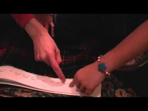 Dottor Musica : Sara, 7 anni (autismo) Hayes