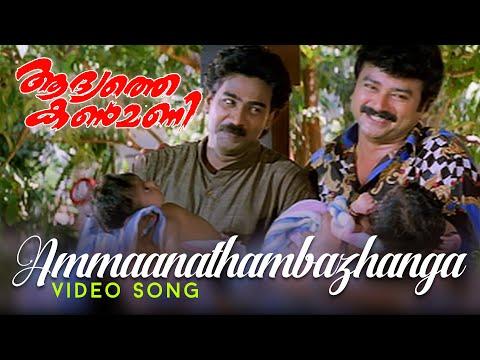 Ammanathampazhanga Lyrics   ചക്കരമുത്തേ   Aadyathe Kanmani Malayalam Movie Songs Lyrics
