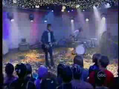 Mute Math - Typical Backwards Live On Jimmy Kimmel!!