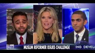 """Freedom of speech & Islam"" Megyn Kelly takes on Ahmadiyya Muslim Community spokesperson"