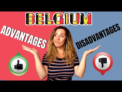 Advantages and Disadvantages of living in Belgium | My life as an expat in Brussels and Antwerp.