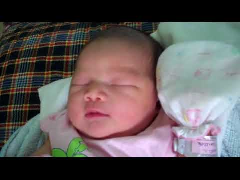 New baby in Takhli: Art, Bo, and baby Opah