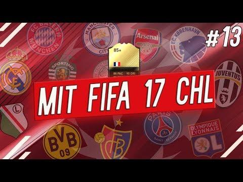 Så Mange Mål! - Mit FIFA 17 Champions League #13