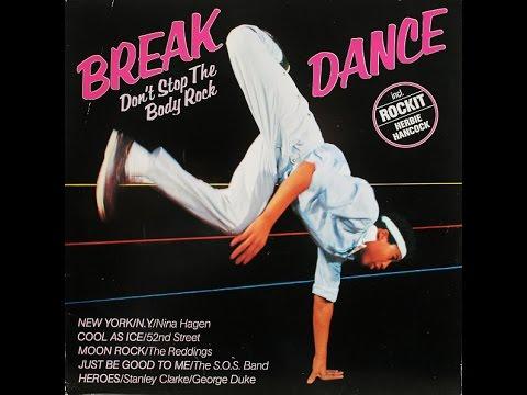 Various - Break Dance: Don't Stop The Body Rock