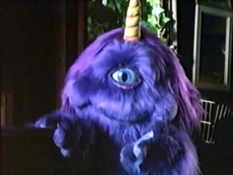 One Eyed Purple People Eater
