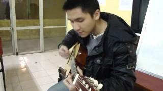 Quê hương Việt Nam - guitar cover