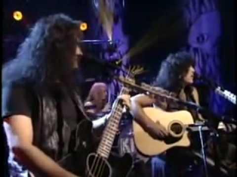 KISS - Hard Luck Woman Unplugged ( 1 Luv Productions ) ♥♫ Te Amo ...