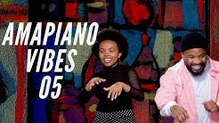 Amapiano Vibes Presents DJ IV | Semi Tee | Lady Zamar | Coldplay | Burna Boy | Kabza De Small
